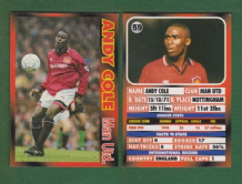 Manchester United Andy Cole England 59